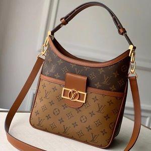 Louis Vuitton dauphine hobo
